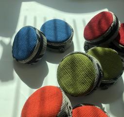 [신상] 동그라미파우치(컬러조합가능)